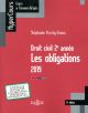 DROIT CIVIL 2E ANNEE, LES OBLIGATIONS 2019   11E ED.